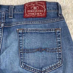 Lucky Brand Dungarees Classic Fit Jeans